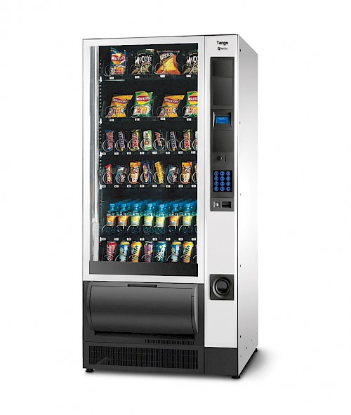 combi snack machine
